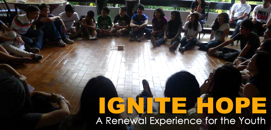 retreats-ignite hope